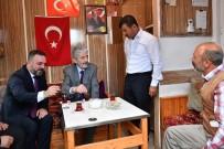 ABDULLAH ÖZER - Başkan Tuna, İlçeleri Gezerek Vatandaşlarla Bayramlaştı
