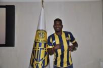 Mehmet Yiğiner - Bifouma'dan Ankaragücü'ne 3 yıllık imza