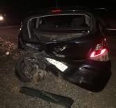 Bingöl'de Trafik Kazası Açıklaması 6 Yaralı