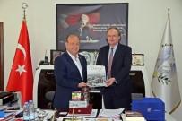 Büyükelçi Berger'den Başkan Özakcan'a Ziyaret
