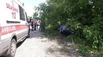 Çaycuma'da Trafik Kazası; 1 Yaralı
