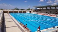 BİLEK GÜREŞİ - Diyarbakır'da Yaz Spor Okulları Açıldı
