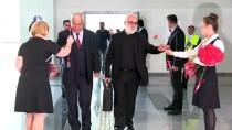 DİYARBAKIR HAVALİMANI - Diyarbakır'dan Avrupa'ya Direkt Uçak Seferi