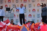 YÜKSEK HıZLı TREN - Erdoğan Açıklaması 'Sandığın Rengi Belli Olunca Çamura Yatmaya Başlıyorlar'