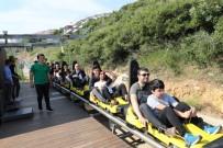 OSMAN GAZİ KÖPRÜSÜ - Eskihisar Macera Ve Aksiyon Parkı'nda Bayram Yoğunluğu