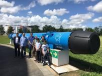 BİLGİSAYAR MÜHENDİSİ - Eskişehir'in Gururu Olan Çocuklar CERN'i Gezdi
