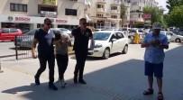 Evden Ziynet Eşyası Çalan Şüpheli Tutuklandı