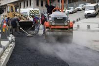 VEYSEL KARANI - Eyüpsultan Caddeleri Yenileniyor