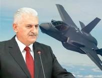 HALK BANKASı - F-35'lerin teslimine ilişkin Başbakan Yıldırım'dan açıklama