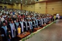 SEZAI KARAKOÇ - Fen-Edebiyat Fakültesi Mezuniyet Töreni Gerçekleştirildi