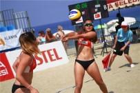 DÜNYA TURU - FIVB Plaj Voleybolu Dünya Turu Manavgat Open Başlıyor