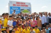 ŞERAFETTIN ELÇI - Gençlik Ve Spor Bakanı Bak Açıklaması 'Sporun Gücü Terörü Yenecektir'