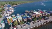 GÖKOVA KÖRFEZİ - Gökova'nın 'Cennet' Koylarına Günübirlik Tur