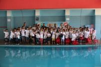 YÜZME KURSU - Hatay'da Sevgi Evlerindeki Çocuklara Ücretsiz Yüzme Kursu