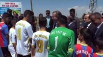 SPOR BAKANLIĞI - İdil'e 3 Bin Kişilik Stadyum İle Spor Tesisi Kazandırılıyor