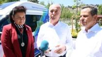 İlkay Gündoğan'dan Memleketine Engelli Taşıma Aracı