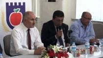AÇIK ARTIRMA - Karaman'da İlk Mahsül Arpa Satıldı