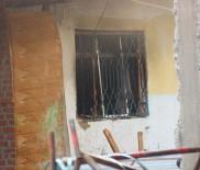 ÇAYBOYU - Kardeşine Kızdı Evi Yaktı