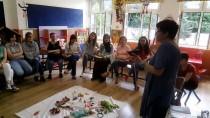 HALK EĞİTİM MERKEZİ - 'Kendini Geliştir, Geleceği Değiştir' Projesi
