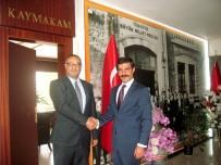 TÜRK ORDUSU - KKTC Başkonsolosu Erhan Özkan Araban'da