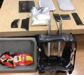 KOKAIN - Kolombiyalı Kokain Kuryesi Havalimanında Yakalandı