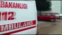 Konya'da Otomobil Uçuruma Yuvarlandı Açıklaması 8 Yaralı