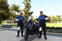 ZABITA EKİBİ - Konyaaltı'nda Motorize Zabıta Göreve Başladı