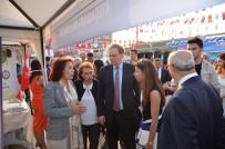 KUŞADASI BELEDİYESİ - Kuşadası Belediyesi AB Projeleri Sergisine Katıldı