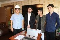Madenciler İçin 'Baretcare' Projesi Geliştirdiler