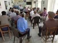 KADEM METE - Mete Halkı Dolandırıcılara Karşı Uyardı