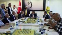 Mehmet Yiğiner - MHP'den Ankaragücü'ne Ziyaret