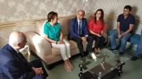 MILLIYETÇI HAREKET PARTISI - MHP Lideri Bahçeli, Kazada Yaralanan İYİ Parti İl Başkanı'nı Ziyaret Etti