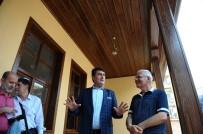 MUSTAFA DÜNDAR - Millet Kıraathanesi Bursa'da Açılıyor