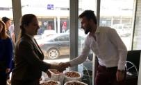DERYA BAKBAK - Milletvekili Adayı Bakbak'tan Fıstıkçılar Sitesi Esnafına Ziyaret