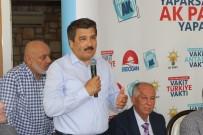 VERGİ MUAFİYETİ - Milletvekili Adayı Çelik Açıklaması 'Güçlü Türkiye Hedefine Birlikte Ulaşacağız'