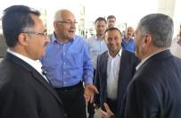 MEHMET ERDOĞAN - Milletvekili Erdoğan'dan Sanayi Sitesi Esnafına Ziyaret