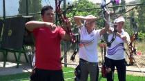 AİLE HEKİMİ - Milli Okçular Avrupa Şampiyonasında Altın Madalya Peşinde
