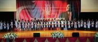 ATATÜRK KÜLTÜR MERKEZI - MSKÜ Tıp Fakültesinde Mezuniyet Töreni