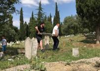 MEHMET CAN - Osmanlıca Yazılmış Mezar Taşları Koruma Altına Alındı