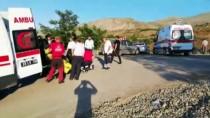 Otomobil Şarampole Devrildi Açıklaması 5 Yaralı