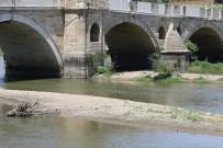 TARıM - Kışın 'Kabus' Yaşatan Meriç Ve Tunca'da Sular Çekildi