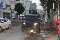 PKK'ya Yardım Ettiği İleri Sürülen 5 Kişi Adliyeye Sevk Edildi