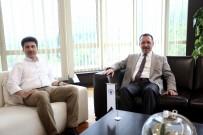 PAMUKKALE ÜNIVERSITESI - Rektör Karacoşkun'dan Ziyaretler