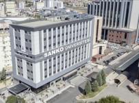 TıP FAKÜLTESI - SANKO Üniversitesi'nde Mezuniyet Heyecanı