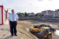 MEHMET ÖZMEN - Saray'da Yatırımlar İncelendi