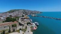 YÜRÜYÜŞ YOLU - Sinop'un Çekek Yeri 2019 Yaz Dönemine Hazır Olacak