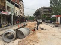 Soma'nın 8 Buçuk Milyonluk Yağmur Suyu Yatırımı Tamamlandı