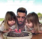 CAROLINA - Sosa, Doğum Gününü Eşi Ve Kızlarıyla Kutladı