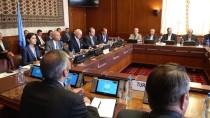 ANAYASA KOMİSYONU - Suriye'de Anayasa Komisyonu Kurulmasına İlişkin Toplantı Başladı
