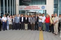 CIHANGIR - Taksim Eğitim Ve Araştırma Hastanesi Tüm Fonksiyonlarıyla Hizmete Başladı
